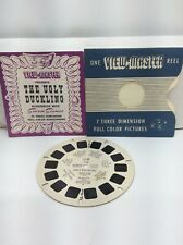 View Master The Ugly Duckling Ft-9 Single Reel Complete With Book