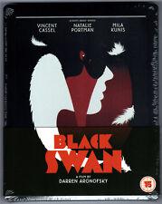 BLACK SWAN BLU-RAY STEELBOOK NEU & OVP SEALED MIT DEUTSCHEM TON SOLD OUT
