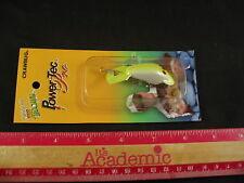 Joe Bucher PT Pro Crawbug Fishing Lure 62001 Chartreuse White Mud Bug Craw NEW