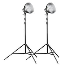 walimex pro Studioset Daylight Set 600/600, 5400K (Tageslicht), E27, CRI > 83