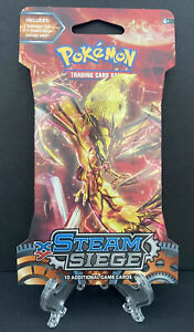 Pokemon Trading Card Game XY Steam Siege Booster Pack Sealed 2016 New