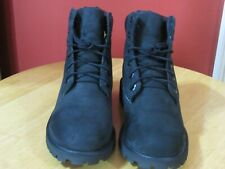 Timberland (12907) Men's Black Casual Boots SIZE 6