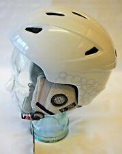 Manbi Park Ski Helmet - White Circles