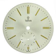 Vintage Orig. NOS Rolex Tudor Big Rose Wristwatch Dial, Swiss 1950s