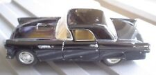1955 FORD THUNDERBIRD AUTOMOBILE DIECAST 1/36 SCALE KINSMART KT5319 VINTAGE