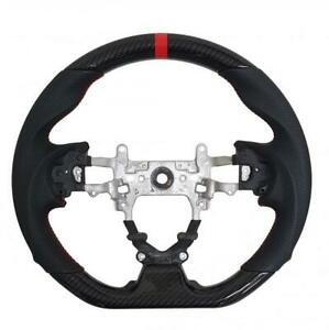 9TH Gen Honda Civic 12-15 Cipher Performance Leather Steering Wheel HydroCarbon