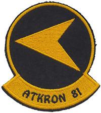 Strike Fighter Escadron 81 VFA-81 États-Unis Bleu Marine USN patch brodé