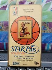 NBA STAR Pins 1991-1992 Series A Kevin Duckworth Portland Trailblazers Blazers