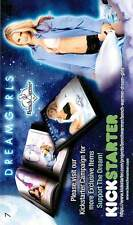 Malorie Mackey 7 2015 Bench Warmer Dreamgirls Kickstarter Promo Flyer Insert