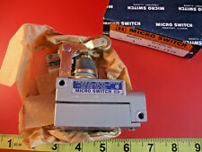 Honeywell Microswitch BZG1-2RN2 Limit Switch Roller Actuator BZG12RN2 New Nos