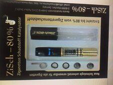 Zigaretten Schadstoff Katalysator Zisch - 80% Schadstoffreduzierung