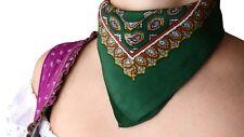 Trachtentuch Halstuch Nikituch Trachtentücherl für Damen reine Seide