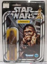1978 Kenner Vintage Star Wars 20-Back-A Chewbacca AFA 80+ NM #19090079