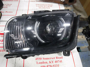 FACTORY OEM USED 2011 CHEVROLET CAMARO HEADLAMP ASSEMBLY 20981021