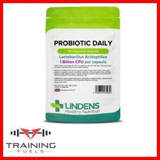 Lindens Probiotic Daily 1BN Veg 120 Capsules Digestive Health