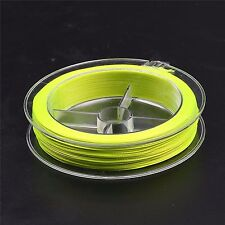 30 lbs Yellow Fly Line Backing ( 100yds )