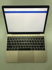 "2015 Apple MacBook  A1534 12"" (Rose Gold, 8GB RAM, 256GB storage) PERFECT!"