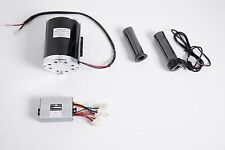 1000W 48V electric motor kit w Base control box & Throttle f scooter ebike