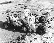 Apollo 16 Astronaut Mond Training 11x14 Silber Halogen Fotodruck