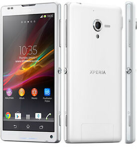 "Sony L35h Xperia ZL 4G LTE HSPA+ ZQ C6503 C6506 Android Phone 16GB / 2GB 5"""