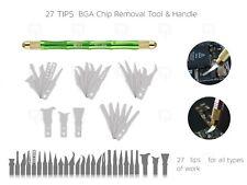 CPU/NAND/BGA/IC/Chip Remover 27 Set Thin Tool SMD Parts Mobile i Phone Repair