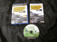 PS2 : PANZER FRONT AUSF. B - Completo !