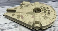 Vintage Millenium Falcon Star Wars Playset Lewis Galoob 1995 Toy  Micro Machines
