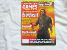 Computer Games Strategy Plus Magazine January 1999