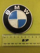 Used Genuine BMW Badge Emblem Boot 8cm Logo