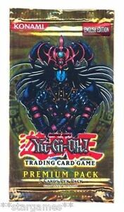 YU-GI-OH! MINT NEUF CARTES PREMIUM PACK PP01 ENGLISH CHOICE SR OR STR SECRET