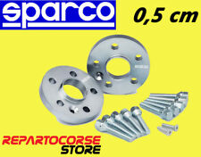 Spacers Sparco 5mm + Bolts - Jeep Renegade