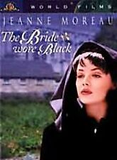 The Bride Wore Black (DVD, 2001, World Films)
