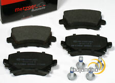 Seat Leon [5F] - Metzger Bremsbeläge Bremsklötze Bremsen für hinten Hinterachse