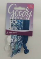 Goody Ouchless Ribbon Elastics, 5 Elastics