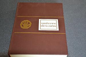 Univers des arts : Sous la direction de Michel Ragon - F. Touron 1965 (M6)