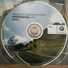 BMW NAVIGATIONSYSTEM PROFESSIONAL / DVD 3 OST EUROPA 2011 1er 3er 5er 6er X5 X6