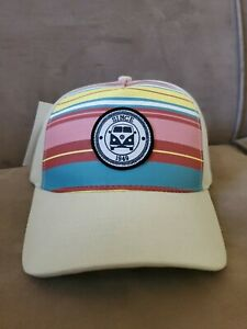 NEW OEM VW Volkswagen Driver Gear Khaki Classic Everyday Cap Hat drg004932