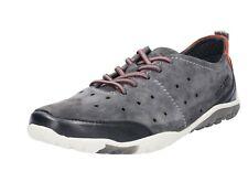 Bugatti Men 326922031440 Schuhe Herren Sneaker Schnürhalbschuhe Grey/Black NEU