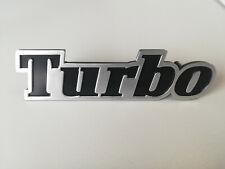 Anagrama Turbo rejilla parrilla delantera Renault 5 Alpine turbo