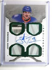 14-15 UD The Cup Foundations John Tavares autograph auto stick #D2/3 *52102