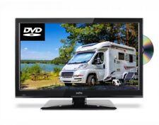 """CELLO 22"""" TRAVELLER 12v FULL HD LED TV DVD & SATELLITE TUNER 2 x HDMI & USB"""