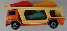1976 Lesney Matchbox Superfast  Nr. 11 Car Transporter  Autotransporter