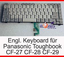 KEYBOARD FÜR PANASONIC TOUGHBOOK CF-27 CF-28 CF-29 UK ENGLISH NK15003-UK TOP