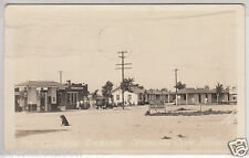 RPPC - Garden City, KS - Broadview Cabins - 1933