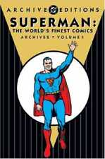 Superman In Worlds Finest Comics Golden Age Vol 1 Siegel Shuster 2004