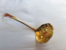 Arthur Price Silverplated Cranberry Ladle