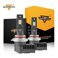 AUXBEAM 50W 9005 LED Headlight Bulbs for Toyota Sienna Camry Corolla Highlander