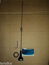 New TRAM 1181 NMO VHF / UHF 144-170 / 430-470 MHz DUAL BAND MOBILE ANTENNA