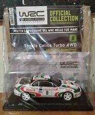 TOYOTA CELICA 1/24 HACHETTE WRC ARIOL/OCCELLI RALLY DI MONTECARLO