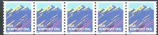 Mountain NONPROFIT W/A Blue 1996 Coil MNH PNC5 Plate S1111 Scott's 2904